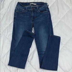 Levi's jeans super skinny size 25